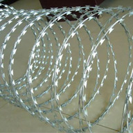 Concertina Wire Manufacturer Supplier Khowai